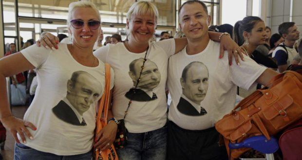 السياح الروس في مصر