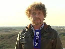 الصحفي الروسي سيرجي باشكوف
