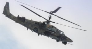 طائرات هليكوبتر هجومية كا-52