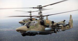 مروحية Ka – 52 K