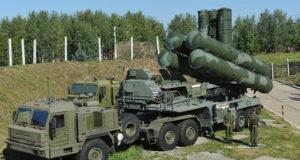 أنظمة (إس 400) الصاروخية