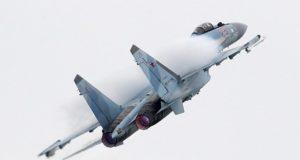 المقاتلة Су-35