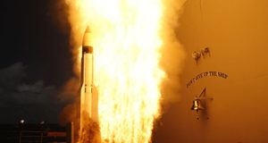 الصاروخ الأمريكي إس أم - 3