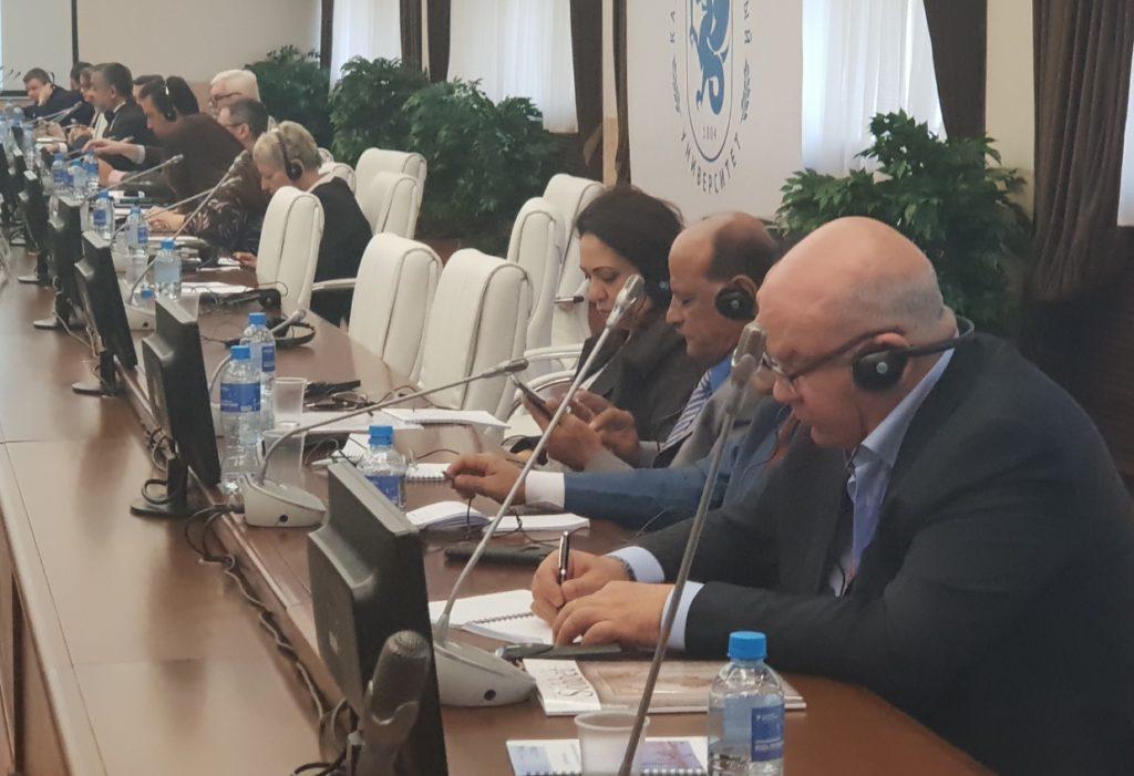 الدكتور حسين الشافعي رئيس مجلس إدارة المؤسسة المصرية الروسية للثقافة والعلوم