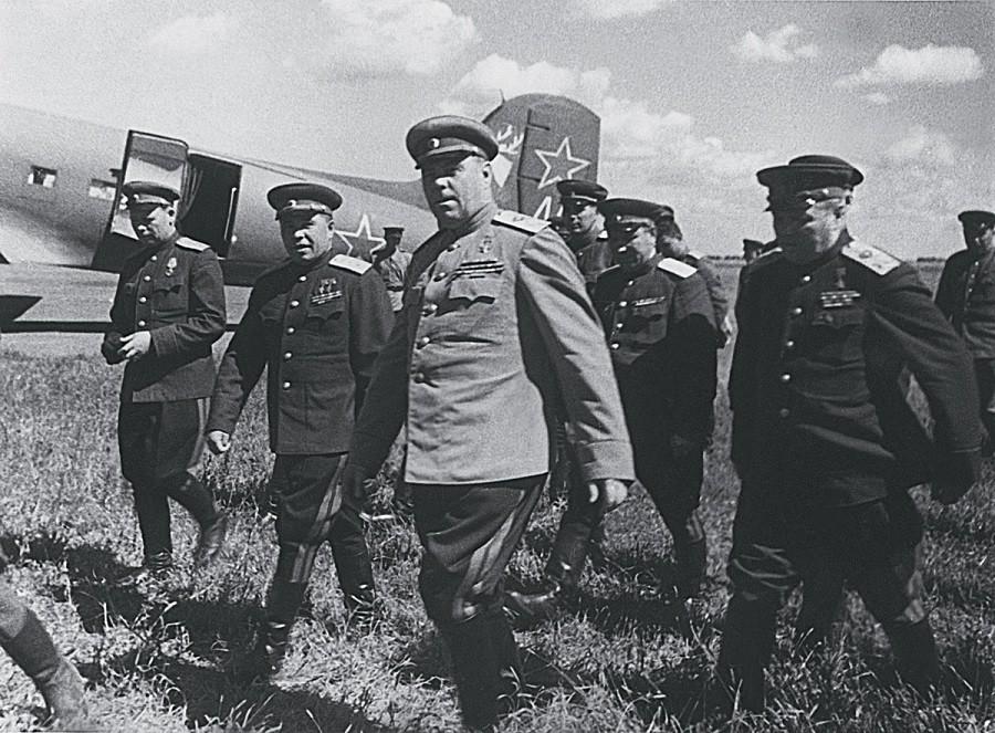 ألكسندر ميخائيلوفيتش فاسيليفسكي